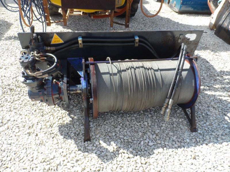 Accessori vari argano idraulico zeta macchine for Argano usato